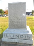 Image for Battery K, 2nd Illinois Light Artillery Monument - Vicksburg National Military Park