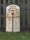 Image for Boundary Marker on the Old A1