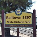 Image for Railtown 1897 State Historic Park, Jamestown, CA