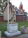 """Image for The """"Doughboy"""" Memorial - Castile, New York"""