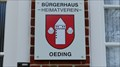 Image for Coat of Arms of Oeding  -  Südlohn-Oeding, Germany