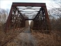 Image for Abandoned Erie-Lackawanna RR bridge - Trumbull Co, Ohio