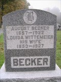 Image for August Becker - Tribes Hill, New York
