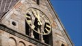 Image for The Clock of St. Georg-Church, Gelsenkirchen, Germany
