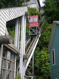 Image for Ketchikan Alaska Funicular Rail Car