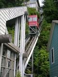 Image for Ketchikan Alaska Funicular Rail Car