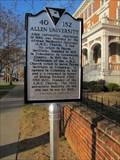 Image for Allen University - 40 152 - Columbia, South  Carolina