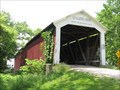 Image for McAllister Covered Bridge - Parke County, Indiana