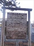 Image for Early Days In Ephrata - Ephrata, Washington