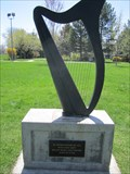 Image for International Peace Gardens Wind Harp - Salt Lake City Utah