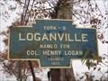 Image for Blue Plaque: Loganville