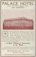Image for Palace Hotel  - San Francisco, CA - 1911