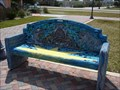 Image for Manatee Bench Volunteers Mosaic - Fort Pierce, FL