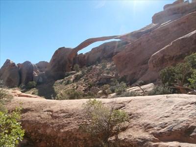 Landscape Arch - Arches National Park, Utah