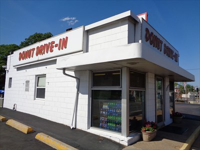 Donut Drive-In - St Louis