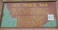 Image for #427 - Nez Perce War