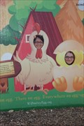 Image for Henry Vilas Zoo - Chicken & Egg Cutout - Madison, Wisconsin