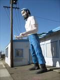"Image for Mission Blvd Muffler Man - ""Emission Control"" - Hayward, CA"