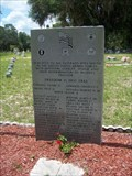 Image for Red Level Cemetery Memorial - Crystal River, FL