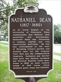 Image for Nathaniel Dean/Dean House Historical Marker