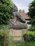 Image for Památník se lvem / Monument with Lion - Roznov, Královehradecký kraj, CZ