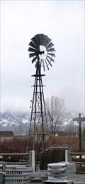Image for Windmill at Linden Nursery - Lindon, Utah