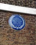 Image for John Hughlings Jackson, Manchester Square, London, UK
