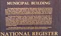 Image for Ogden Municipal Building