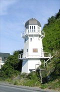 Image for The Lighthouse. Island Bay. Wellington. New Zealand.