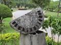 Image for King 9 Park Sundial—Phuket Town, Thailand.