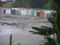 Image for Titahi Bay Beach Sheds. Wellington. New Zealand.