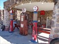 Image for Cool Springs - Mobil Gas Station - Golden Valley, Arizona, USA.