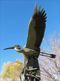Image for Great Blue Heron, Benson Sculpture Garden - Loveland, CO