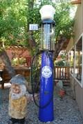 Image for Blue Crown Gasoline Pump - Moab, Utah