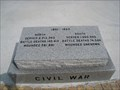 Image for Civil War Monument - Ft. Meade, FL