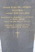 Image for 102 - André Del Debbio - Paris, France
