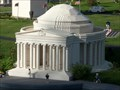 Image for Jefferson Memorial - Legoland - Lake Wales.