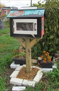 Image for Ford City Little Free Library - Windsor, Ontario