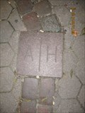 Image for Historic border stone »Altona-Hamburg« - Hamburg, Germany