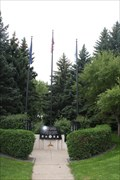 Image for North Dakota Peace Officers Memorial -- State Capitol Grounds, Bismarck ND