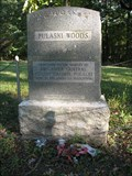 Image for Pulaski Woods marker - Cook County Forest Preserve, Palos, IL