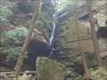 Image for Broken Rock Falls - Hocking Hills State Park