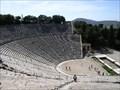 Image for Epidaurus Amphitheater - Epidaurus, Greece