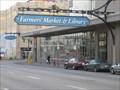 Image for Com-Bus: Hamilton Farmers' Market & Library