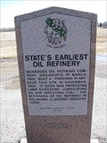 Image for State's Earliest Oil Refinery