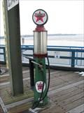 Image for Texaco Gas Pump - Old Chain of Rocks Bridge - St. Louis, Missouri