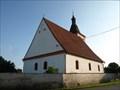 Image for Kostel sv. Linharta - Oslov, okres Písek, CZ