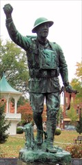 Image for Viquesney's Spirit of the Doughboy - Gallipolis, OH