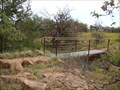 Image for Buffalo Trail footbridge (Dog Run Hollow)  WMWR - Oklahoma