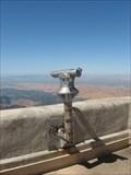 Image for Mount Diablo Summit binoculars - Mount Diablo State Park - Contra Costa County, CA